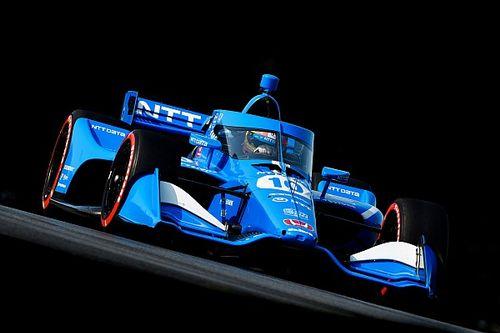 Palou, 3º en Mid-Ohio y más líder de la IndyCar; ganó Newgarden