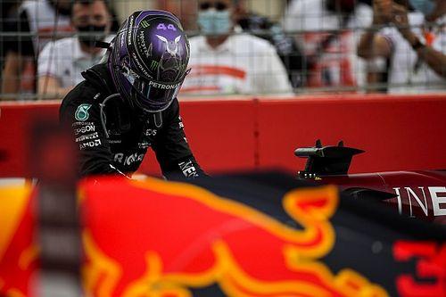 "Hamilton, tras caer Mercedes ante Red Bull: ""Tenemos que encontrar ritmo"""