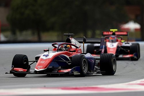 France F3: Doohan beats Hauger on drying track to claim first series win