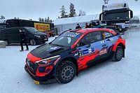 WRC: la livrea della Hyundai WRC di Oliver Solberg per l'Arctic