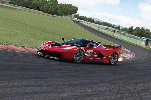 Why Ferrari has caught the sim racing bug
