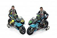 Petronas SRT dévoile la livrée des Yamaha de Rossi et Morbidelli