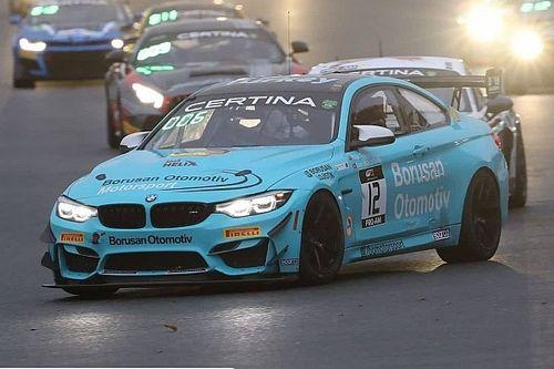 Borusan Otomotiv Motorsport, GT4 Avrupa sezonunu 2. sırada tamamladı