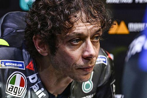 Rossi: las primeras sensaciones con el nuevo equipo son positivas