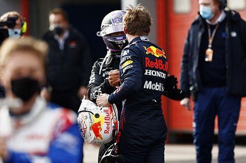 Así queda el mundial 2021 de pilotos y equipos de F1