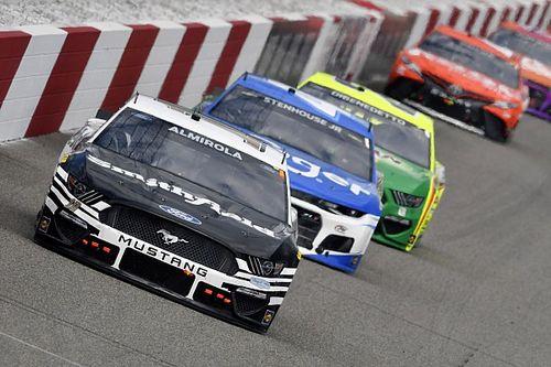 "Aric Almirola's NASCAR season has gone ""miserably wrong"""