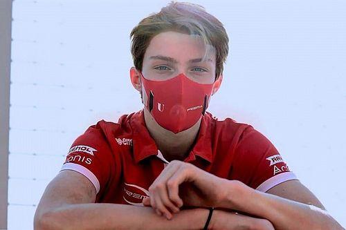 Conrad Laursen al debutto nell'Italian F4 con Prema Powerteam