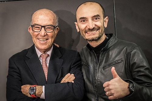 Ducati confirma presença na MotoGP para ciclo 2022-2026
