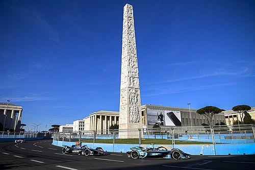 الفورمولا إي تلغي التجارب الحرّة الثانية من جائزة روما