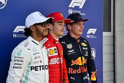La F1 quiere ver la batalla Hamilton vs Leclerc y Verstappen