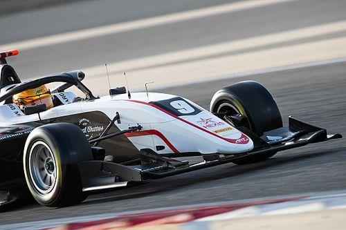 Eerste pole F3-seizoen voor Fernandez, Verschoor nipt in top-10