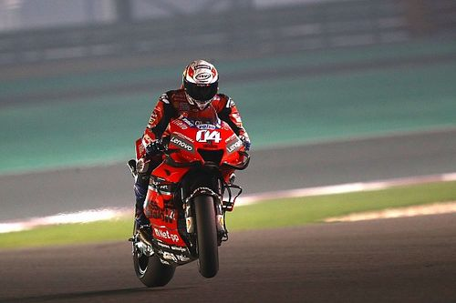 Dovizioso puede correr el Gran Premio de España