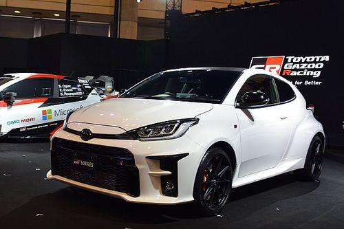 دبليو آر سي: تويوتا تختبر بالفعل سيارتها لموسم 2021