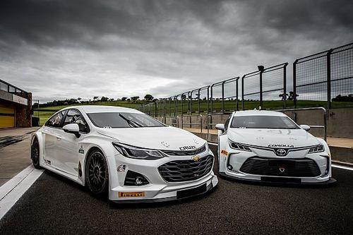 GALERIA: Os carros da Stock Car para a temporada 2020