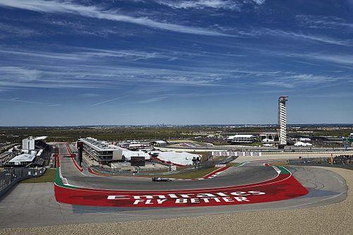 Weerbericht F1 Grand Prix van Amerika: Tropisch heet in Texas