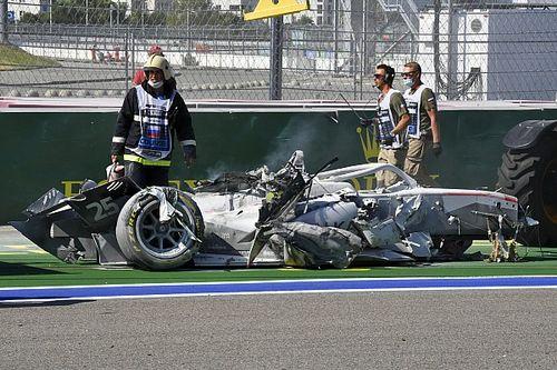 VÍDEO: Acidente encerra prova da F2 em Sochi com apenas sete voltas; Zhou é declarado vencedor e Piquet é 9º