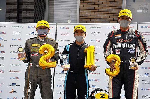 日本初の公道レースが島根県江津市で開催。大井偉史が初代ウイナーに輝く