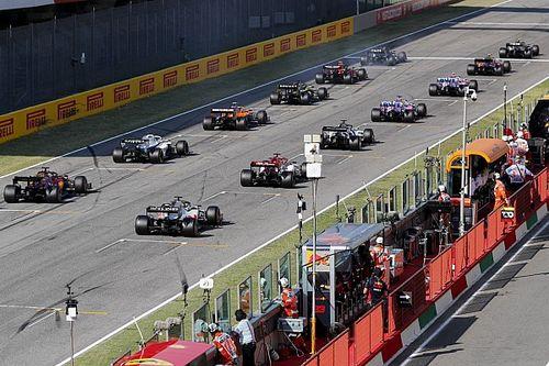 Гран При России: стартовая решетка