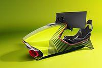 Aston Martin dévoile un simulateur d'exception