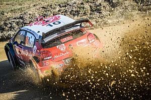 WRC Résumé de spéciale ES5 - Ogier sort et abandonne, Meeke en tête