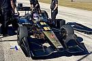 Para Wickens, primeiro teste com Indy de 2018 foi