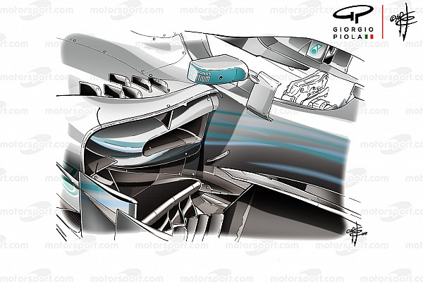 The changes that helped Mercedes in Monaco