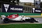 Formel 1 Wunderheilung über Nacht: Sauber schneller als gedacht