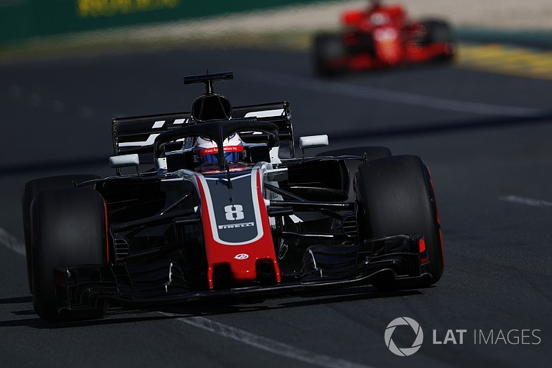 """""""Réplique de la Ferrari"""" 2017, la Haas ne surprend plus vraiment"""