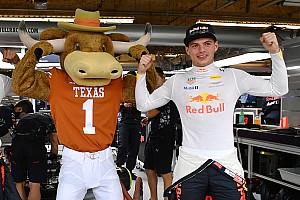 Fórmula 1 Entrevista Verstappen: