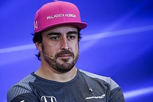 Formel 1 News Alonsos McLaren-Deal: Mehr als ein Jahr Laufzeit, aber 2018 kein Indy 500