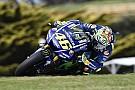 """Rossi: """"Mi posición no es mala, lo que me preocupa es el ritmo"""""""