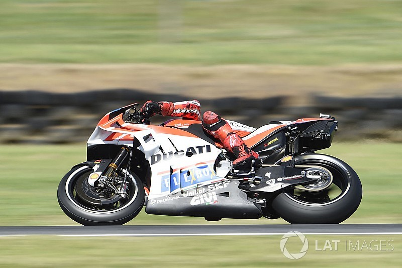 """Dovizioso fears Friday speed """"not enough"""" against Marquez"""