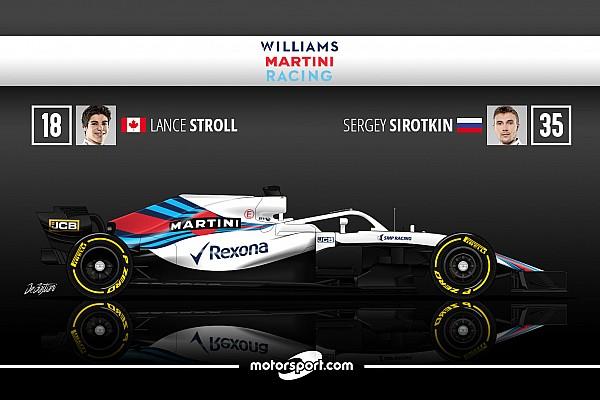 Formule 1 Preview Guide F1 2018 - Chez Williams, l'heure est Grove