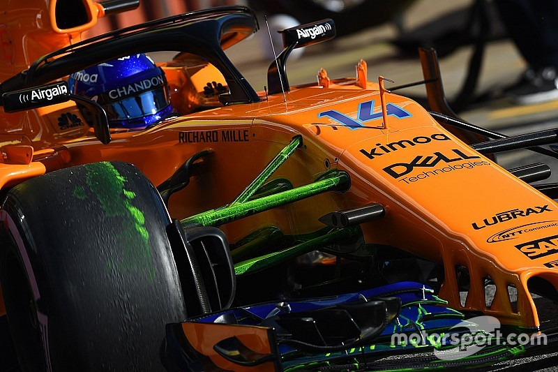 McLaren in talks with Alonso over 2019 F1 car test