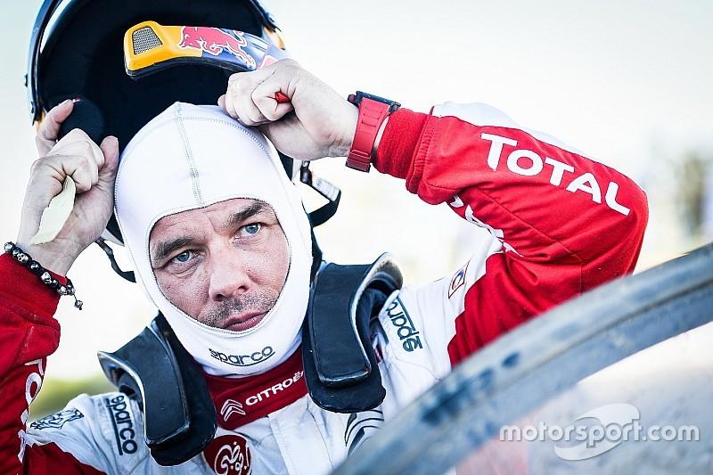 Citroën quiere qe Loeb haga más rondas en el WRC