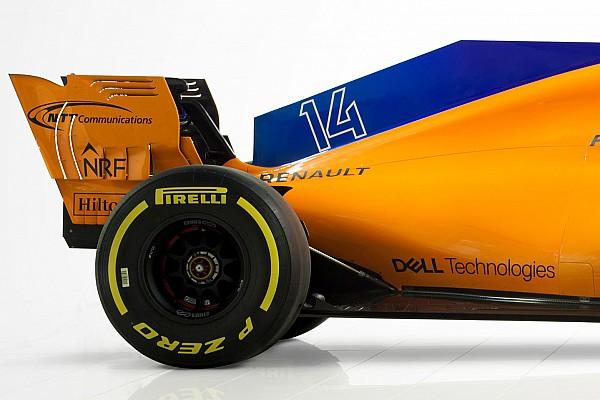 Формула 1 Топ список Галерея: усі фото нової машини Ф1 McLaren