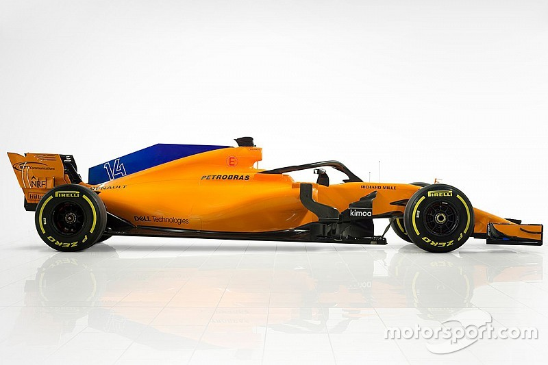 "New F1 livery shows McLaren ""listening to fans"""