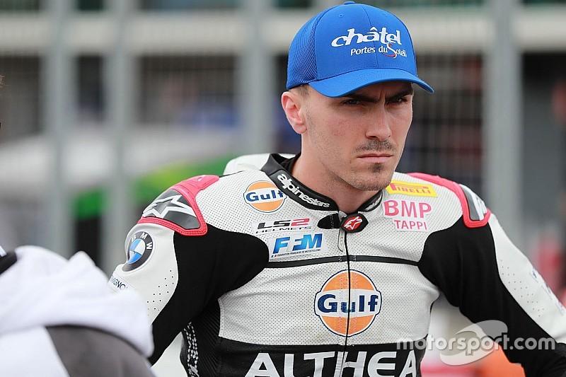 Espargaro masih absen, KTM panggil Loris Baz