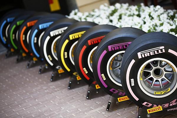 F1 突发新闻 倍耐力公布2018前三场轮胎配方选择