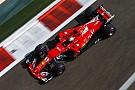 Formule 1 Vettel, Hamilton en Verstappen dicht bij elkaar in eerste training Abu Dhabi