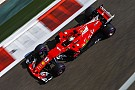 Formel 1 2017 in Abu Dhabi: Sebastian Vettel fährt Auftakt-Bestzeit