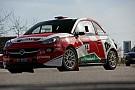 ERC Sindre Furuseth punta all'ERC Junior U27 con la sua Opel Adam R2