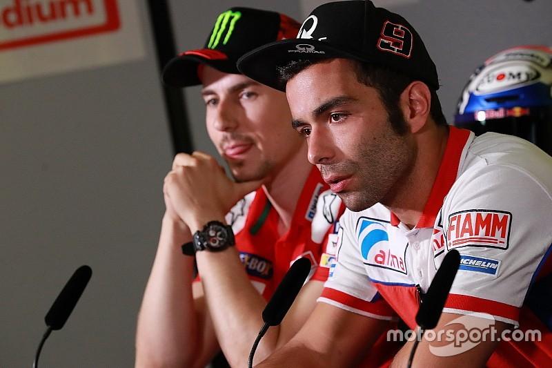 Петруччі: Зараз Ducati підписали б угоду з Лоренсо замість мене