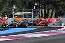 Formule 1 Hamilton : Comme si Vettel