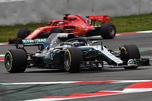 Formula 1 Test raporu Barcelona sezon içi testi 2. gün: Son günü Bottas lider tamamladı