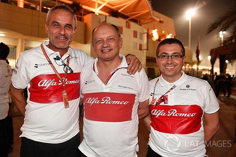 Ericsson'dan memnun olan Vasseur: Leclerc'e zaman verilmeli