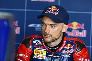 Superbike-WM News Nach Crash: Camier fällt verletzungsbedingt in Aragon aus