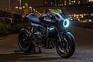 Automotive La increíble Honda CB4 Interceptor