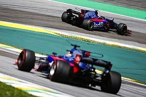 Formule 1 Actualités Toro Rosso devrait confirmer Gasly et Hartley pour 2018