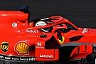 Tes Barcelona II: Vettel tercepat di hari pertama, McLaren bermasalah